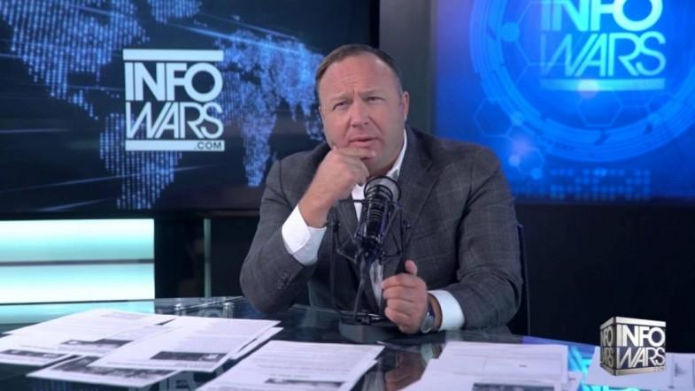 Why is Alex Jones being sued?