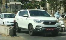 Mahindra new SUV, Mahindra Rexton, Mahindra Rexton