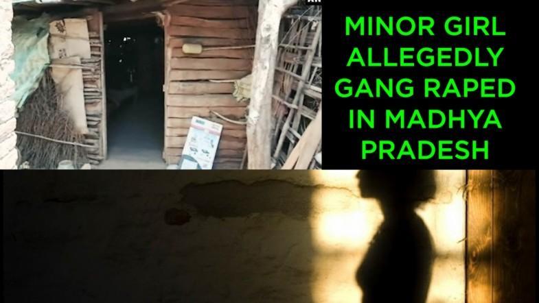 Minor girl allegedly gang raped in Madhya Pradesh