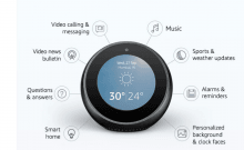 Amazon, Echo Spot, Alexa, India, launch, price, offers