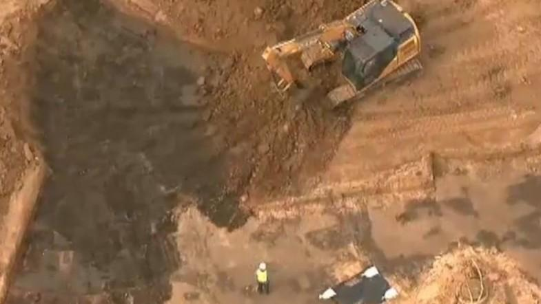 Watch: 89 Unmarked Graves Found At Texas Construction Site