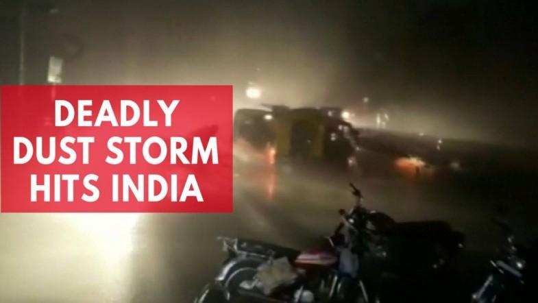 Over 100 Killed In Fatal India Dust Storm