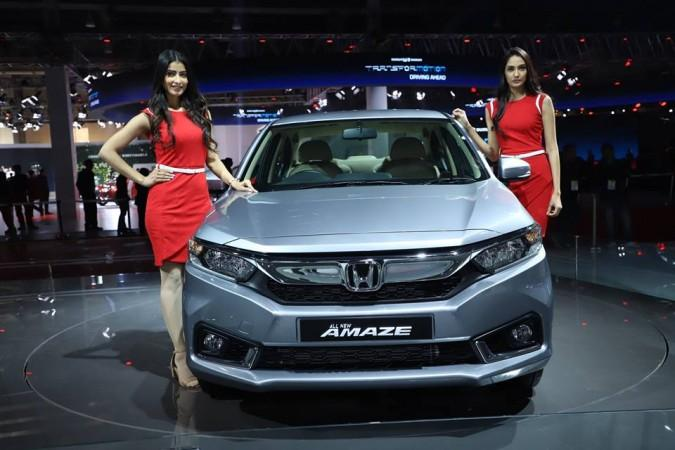 2018 Honda Amaze Prices Increased By Up To Rs 20 600 Check Out New Price List Ibtimes India