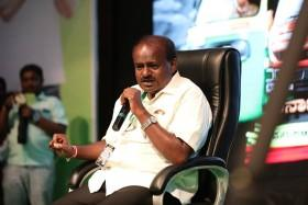 HD Kumaraswamy.