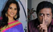 Ramya and Prakash Raj Trolled