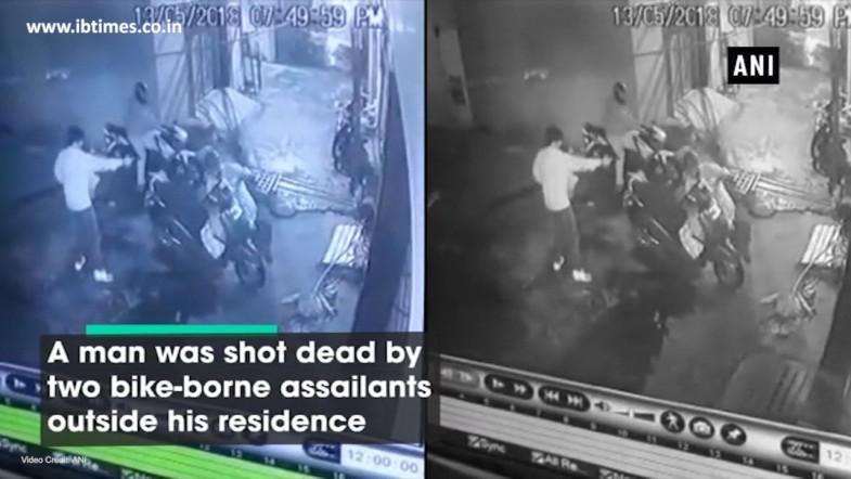 Man shot dead, looted in Delhi's Kabool Nagar area