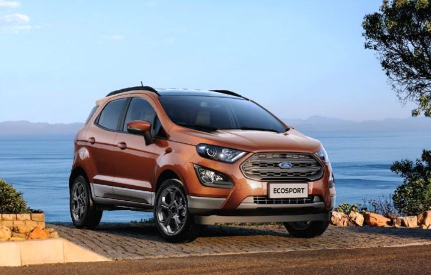2018 ford ecosport s what 39 s new in the most affordable. Black Bedroom Furniture Sets. Home Design Ideas