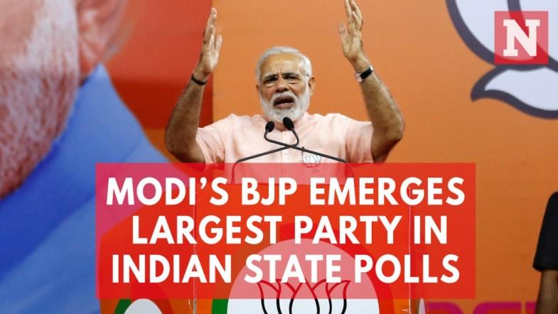 What It Means For Indian PM Narendra Modi As His Party Emerges Strongest In Crucial State Polls