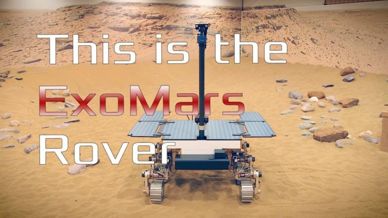 Is There Life On Mars? This Rover Wants To Find Out