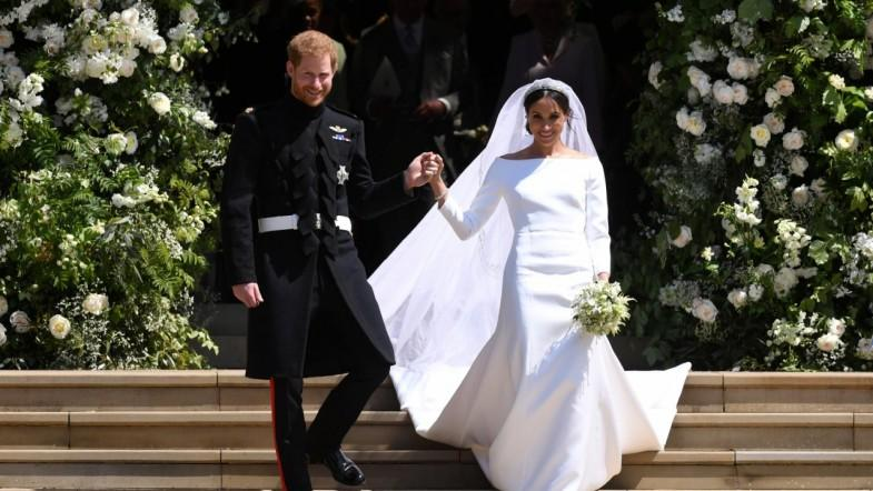 Watch Video Highlights Of Harry And Meghan's Fairytale Wedding