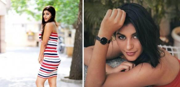 Yashika Aannand wants to share bed with Ranveer Singh