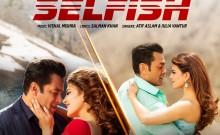 Selfish song from Race 3