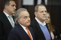 Harvey Weinstein and his attorney Benjamin Brafman