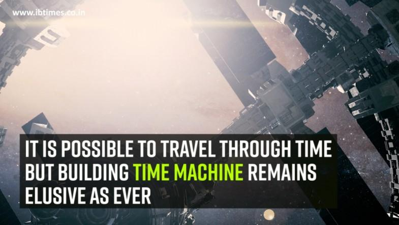 Resultado de imagen para TRAVEL THROUGH TIME POSSIBLE