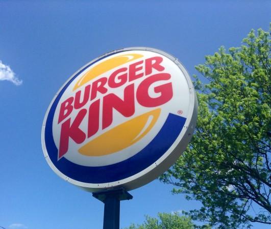 Burger kralı