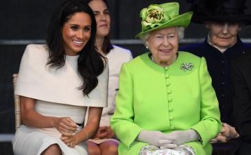 Queen, Meghan Markle
