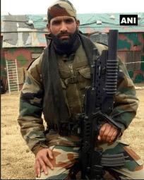 Army jawan Aurangzeb