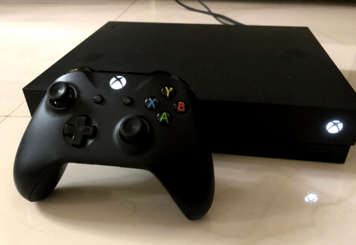 Microsoft, Xbox One X, review