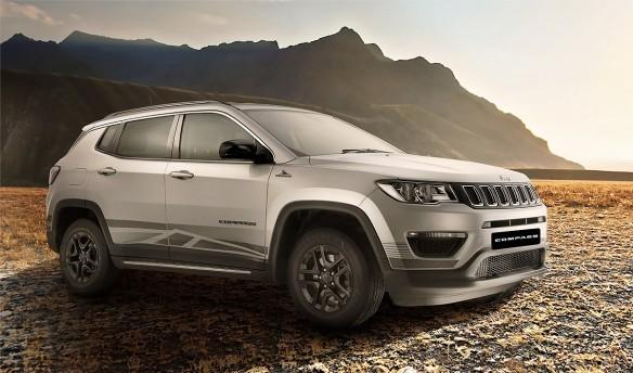 Jeep Compass Bedrock limited edition