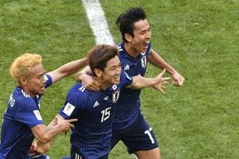 World Cup for the underdogs: Twitter reacts as Japan stun Colombia to clinch historic win in Russia