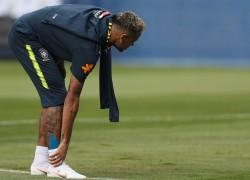 Neymar Brazil injury