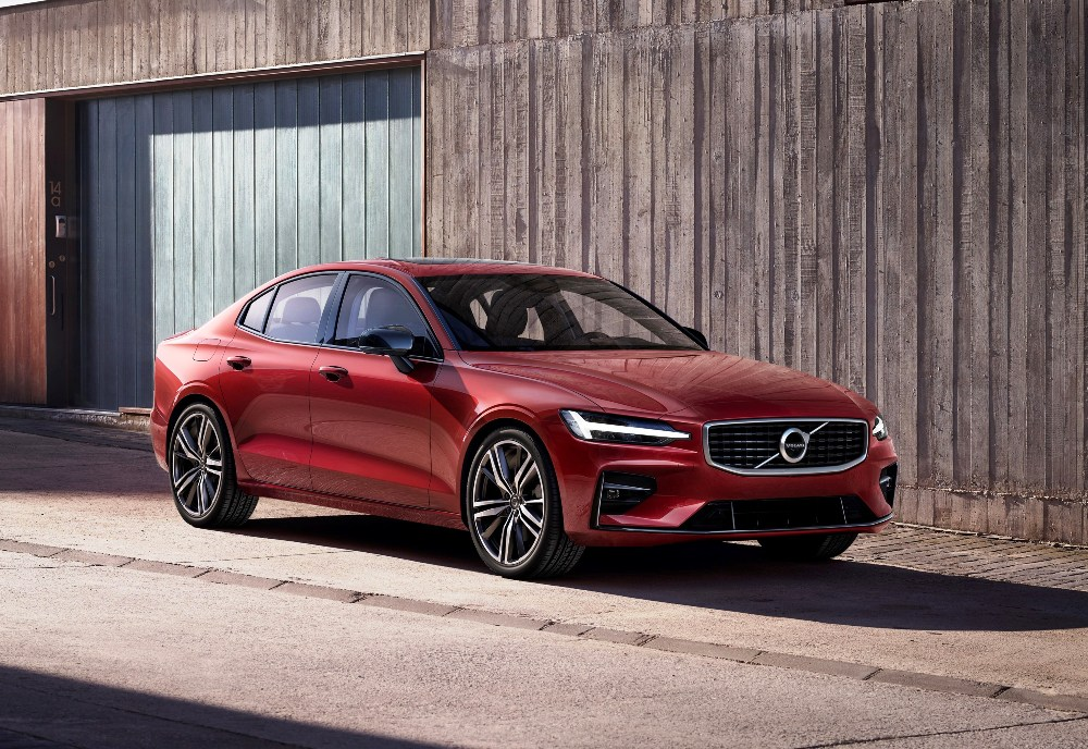 2019 volvo s60 revealed  india-bound sedan bids adieu to diesel engines