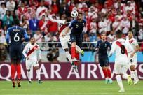 Olivier Giroud France Peru