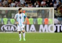 Lionel Messi Fifa World Cup