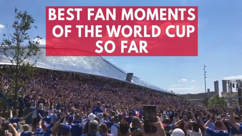 Best Fan Moments Of World Cup 2018 So Far