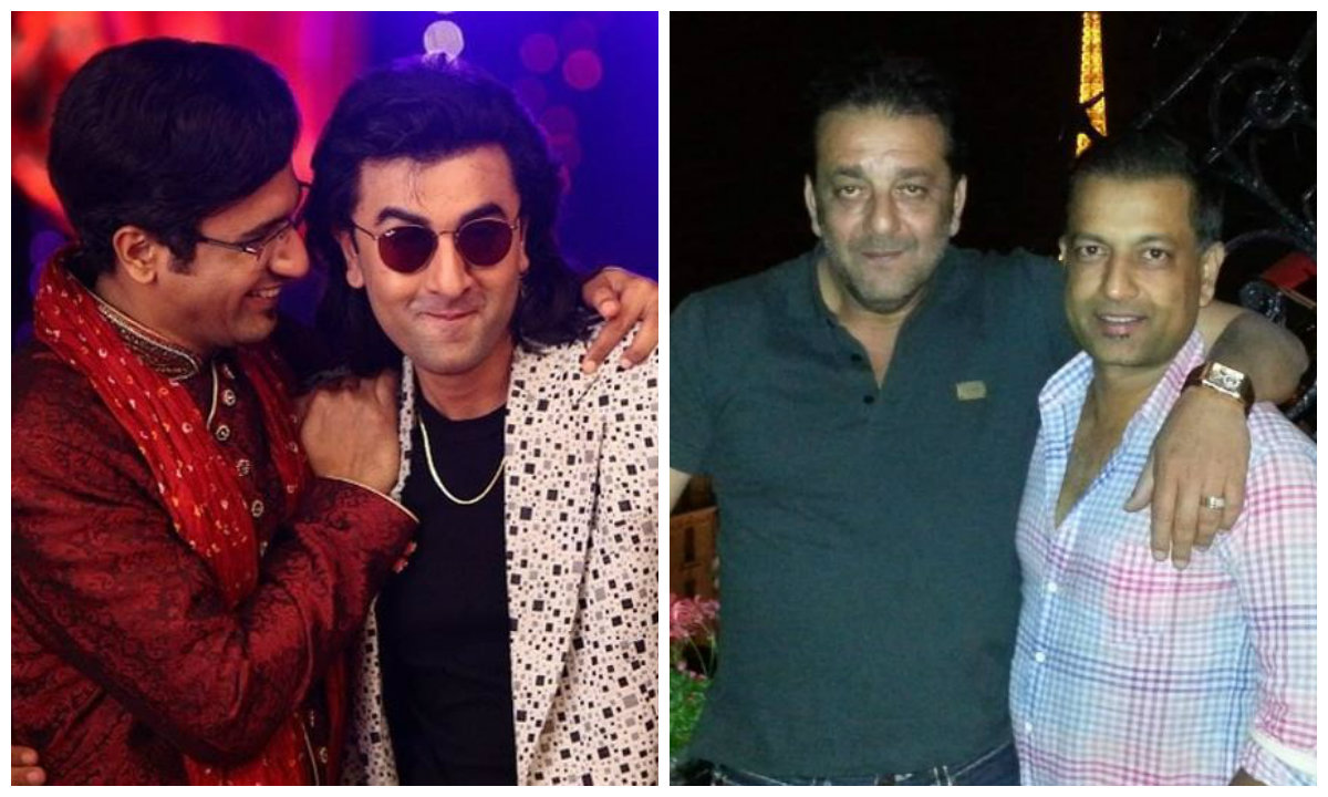 Sanju: Paresh Ghelani thanks BFF Sanjay Dutt with the ...