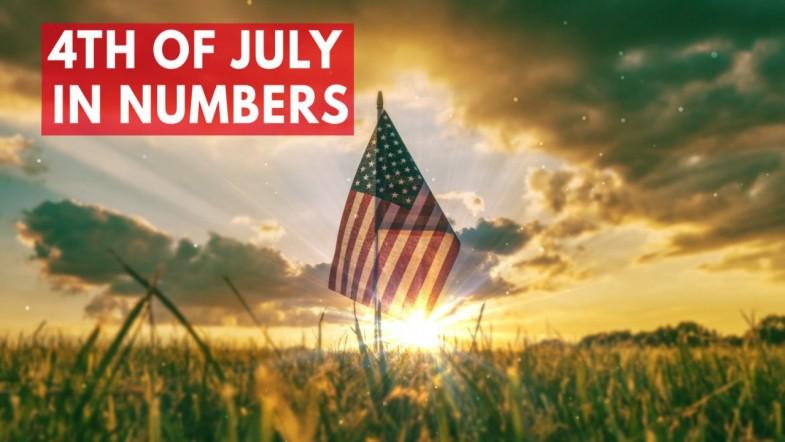 4th July In Numbers