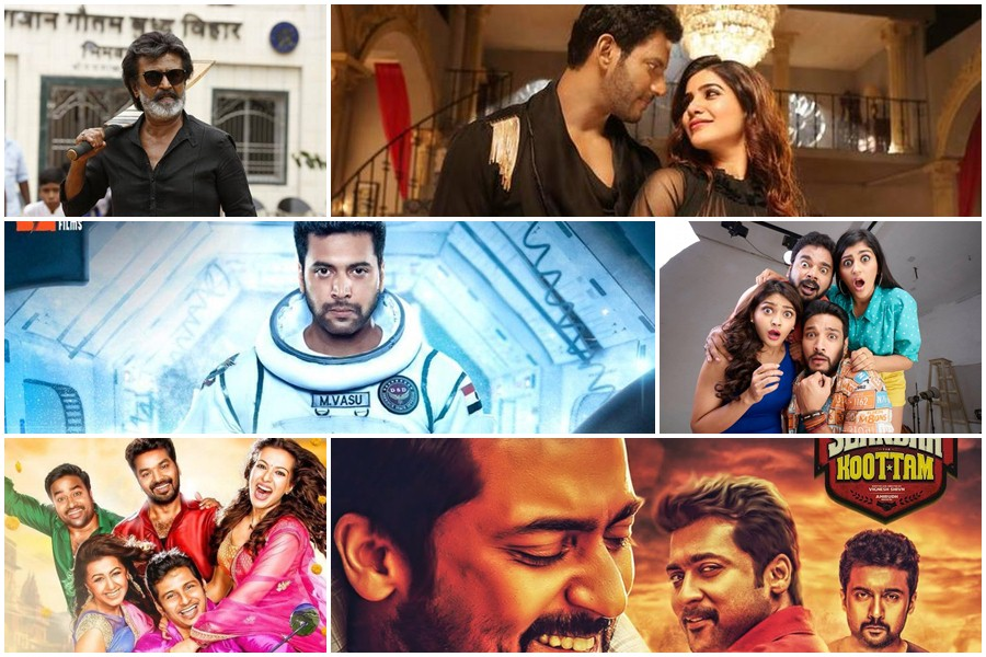 Best Tamil movies in 2018 (first half): Here are the top commercial  entertainers of Kollywood - IBTimes India