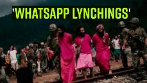 Three sadhus rescued from lynching in Assam