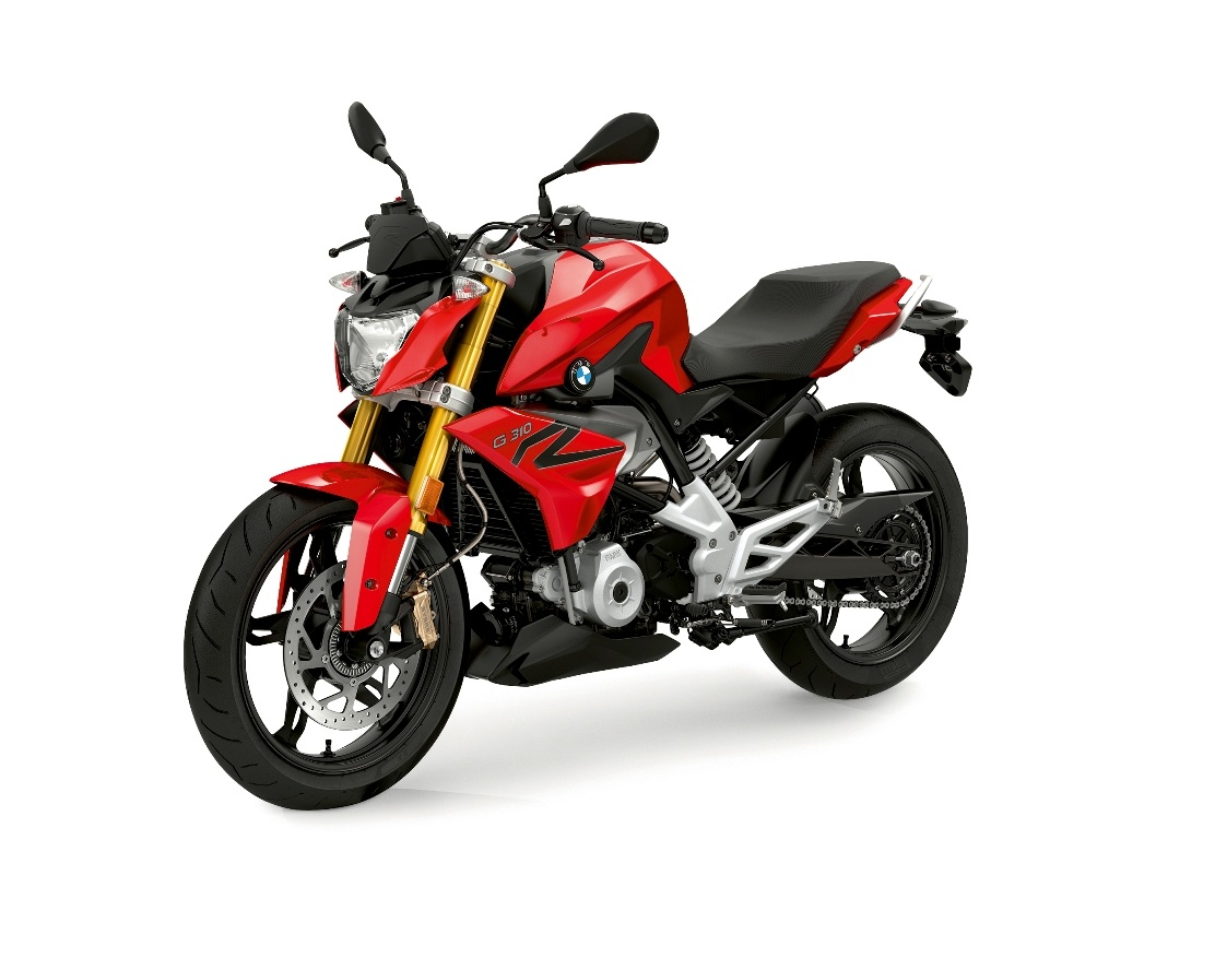 Red White And Blue Auto Sales >> 2019 BMW G 310 R revealed: BMW Motorrad glamorizes the ...