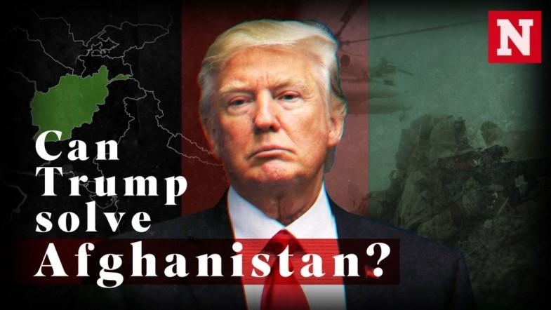 Can Trump Solve Afghanistan?