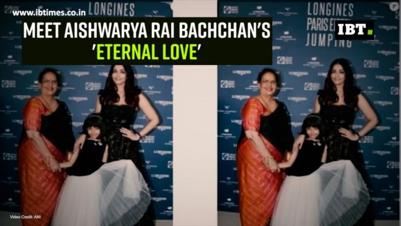 Meet Aishwarya Rai Bachchans eternal love