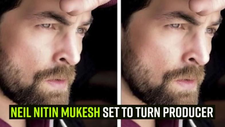 Neil Nitin Mukesh set to turn producer