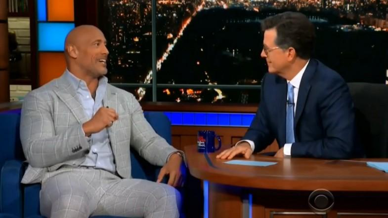 Dwayne The Rock Johnson Wants Experience Before Potentially Running For Office
