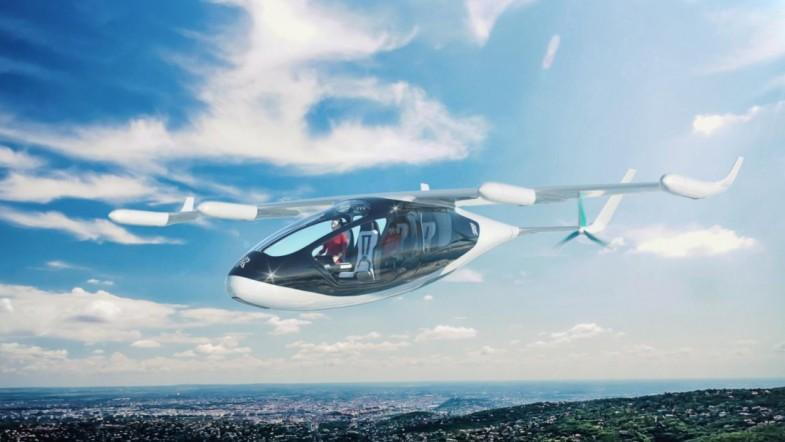 Rolls-Royce Is Building A Flying Taxi