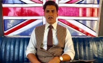 Akshay Kumar in Gold