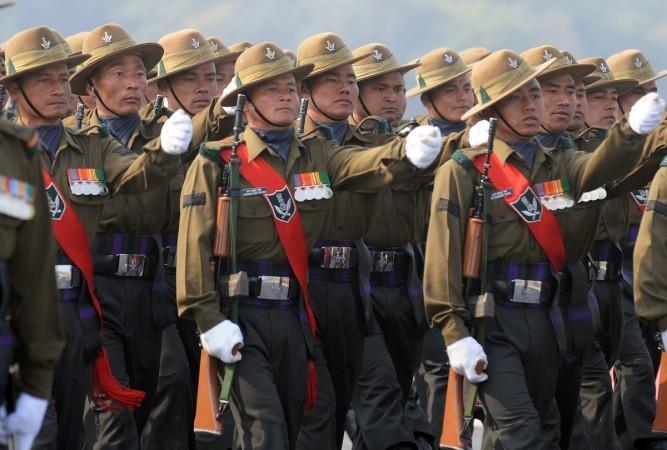 Gorkha Rifles