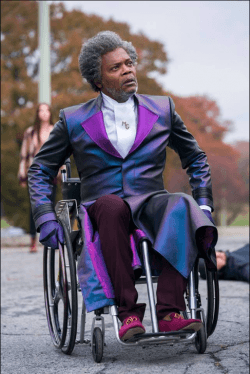 Glass Movie Samuel L. Jackson