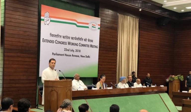 Congress meeting
