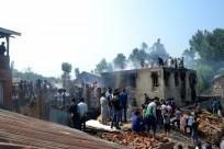 Kashmir Kulgam militant fight