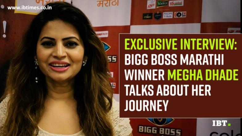 Exclusive Interview with Bigg Boss Marathi winner Megha Dhade