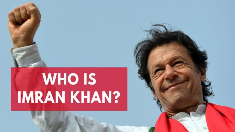 Who Is Imran Khan? Pakistan Cricket Legend Running For Prime Minister