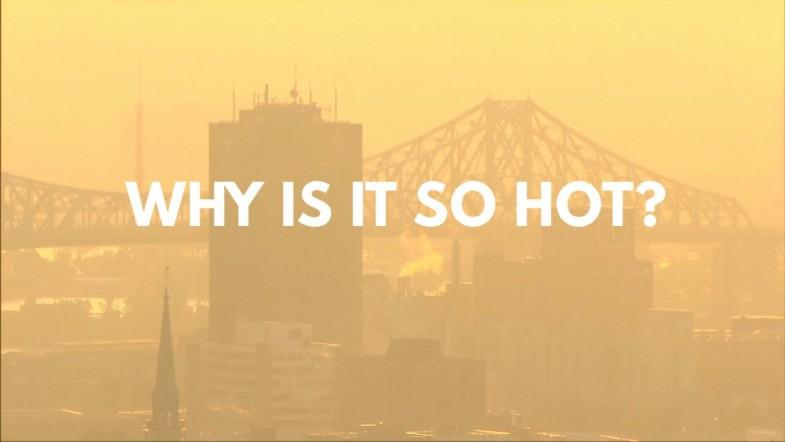 Why Is It So Hot? Climate Expert Says This Is The New Normal