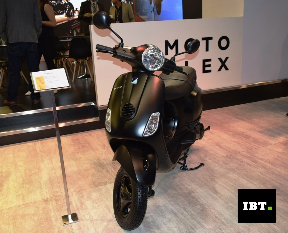 Vespa Notte 125 to be launched soon