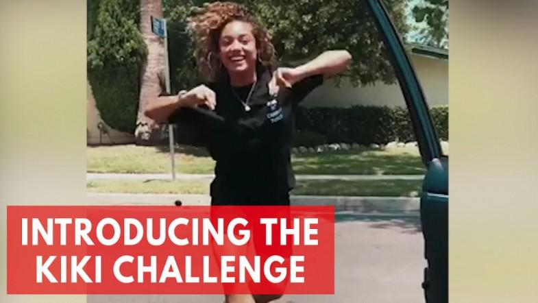 What Is The Kiki Challenge? Why Police Are Warning Against The Dangerous Dance Craze