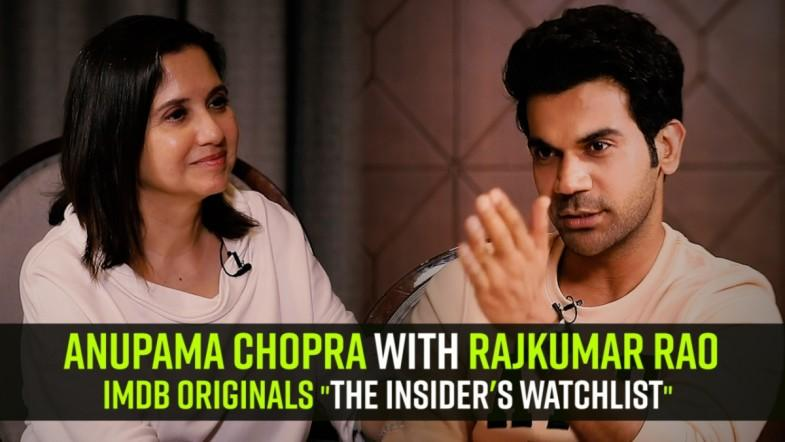 Rajkumar Rao's Interview with Anupama Chopra